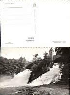618001,Foto Ak Trois-Ponts Coo Les Cascades Wasserfall Belgium - Ohne Zuordnung