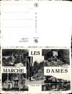 617999,Mehrbild Ak Marche-les-Dames La Cascade Le Chateau Belgium - Ohne Zuordnung
