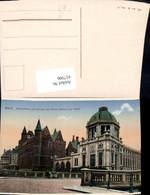 617996,Gent Gant Nationalbank U. Schloss Des Ritters Gerhard D. Teufel Belgium - Belgien