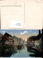 617994,Gent Gand Die Lei Belgium - Belgien