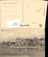 617988,Middelkerke La Plage Et La Digue Strand Strandleben Belgium - Ohne Zuordnung