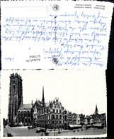 617984,Foto Ak Mechelen Malines Hoofdkerk Sint-Rombout Cathedrale St Rombaut Belgium - Belgien
