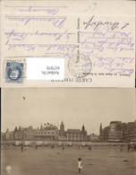 617970,Ostende La Digue Avec Le Kursaal Belgium - Ohne Zuordnung