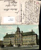 617958,Anvers Antwerpen L Hotel De Ville Het Stadhuis Belgium - Ohne Zuordnung