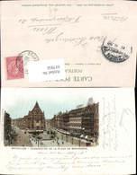 617956,Bruxelles Brüssel Perspective De La Place De Brouckere Belgium - Ohne Zuordnung