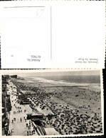 617955,Oostende Ostende Het Strand La Plage Belgium - Ohne Zuordnung