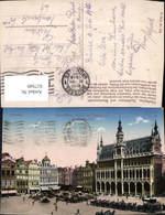 617949,Bruxelles Brüssel Grand Place Maison De Corporations Belgium - Belgien