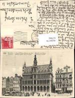 617942,Bruxelles Brüssel Grand Place Market Place Belgium - Belgien