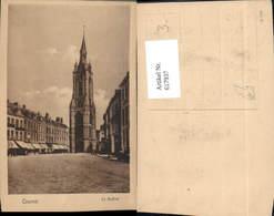 617937,Tournai Le Beffroi Belgium - Ohne Zuordnung