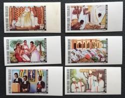 TOGO 1971 Religions Of Togo  IMPERF. With Margin - Togo (1960-...)