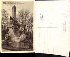 617928,Namur Namen Le Monument Des Combattants Belgium - Belgien