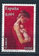 Spanien 2008 Mi. 4369 - 4370 Gest. Weihnachten Mutter + Kind - 1931-Heute: 2. Rep. - ... Juan Carlos I