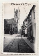 Sluis - L' Ecluse - 1936 - Foto 6 X 9 Cm - Plaatsen