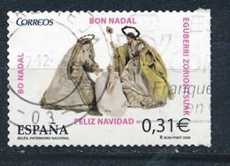 Spanien 2008 Mi. 4369 Rechts Geschnitten Gest. Weihnachten - 1931-Heute: 2. Rep. - ... Juan Carlos I