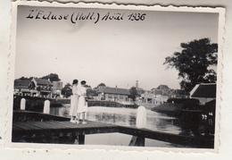 Sluis - L' Ecluse - 1936 - Foto 6 X 8.5 Cm - Plaatsen
