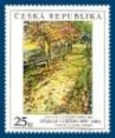 534 Czech Republic Otakar Lebeda (1877 - 1901): Way To Bechyne Castle 2007 - Ungebraucht