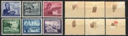 GERMANIA TERZO REICH - 1944 - A PROFITTO DELLA FEDERAZIONE PORTALETTERE TEDESCHI - 3^ SERIE - MH - Duitsland