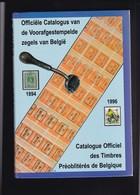 Catalogue Des Timbres Préoblitérés De Belgique  191 Pages - Guides & Manuels