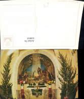 618810,Bethlehem Shepards Field Altar Westjordanland - Ansichtskarten