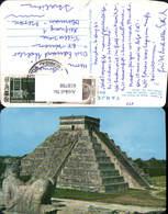 618798,Mexico Yucatan Chichen Itza El Castillo Ruines De Chichen Itza - Mexique