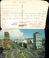 618797,Vista Panoramica Del Paseo De La Reforma Mexico City - Mexiko
