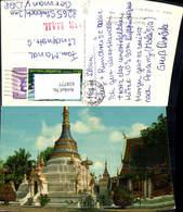 618777,Thailand Wat Sang Phang Chiengmai Tempel - Ohne Zuordnung