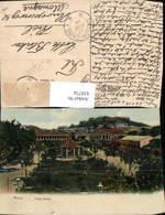 618774,Macao Public Garden Park Macau - Ansichtskarten