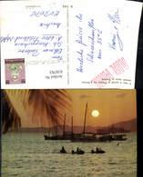 618763,Thailand A View Of Sunset At Phataya City Schiffe Boote Segelboot - Ansichtskarten