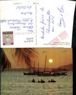 618763,Thailand A View Of Sunset At Phataya City Schiffe Boote Segelboot - Ohne Zuordnung