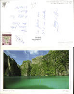 618761,Thailand Koh Pee Pee Pileh Cove Pee Pee Islands National Park Krabi - Ansichtskarten