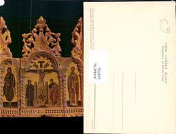 618759,Ikon Triptych Of The Crucifixion Katharinenkloster Sinai Egypt - Ägypten