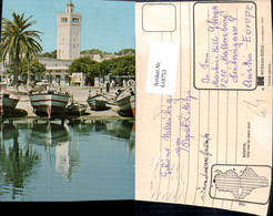 618753,Bizerte Une Vue Du Vieux Port Bizerta Tunisie - Tunesien