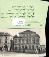 618744,Constantine Le Theatre Algerien - Ohne Zuordnung