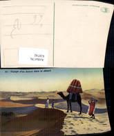 618742,Voyage D Un Harem Dans Le Desert Kamel Pub Lehnert U. Lendrock Egypt - Ägypten