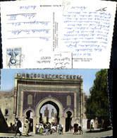 618727,Fes Porte De Boujeloud Marokko - Marokko