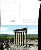618718,Baalbeck Les Six Colonnes Du Temple De Jupiter Baalbek Libanon - Libanon