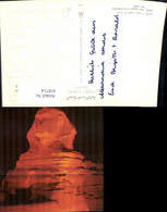 618714,Giza Gizeh The Sphinx Of Giza Illuminated By Night - Ägypten