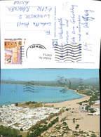 618712,Hammamet Tunisie Le Fort Et Les Remparts Strand - Tunesien