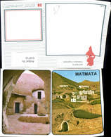 618710,Mehrbild Ak Matmata Habitation Troglodyte Tunisie - Tunesien