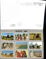 618707,Douz Balade A Douz Kamel Volkstypen Tunesien - Tunesien