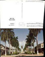 618696,Colon Panama Avenida Central Statue Of Christopher Columbus - Panama