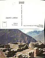 618690,Cuzco Peru Ruinas De Pisac Inca Palaces - Peru