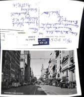 618668,Foto Ak Melbourne Collins Street Auto 1959 Australia - Ansichtskarten