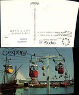618654,Montreal Expo 1967 Le Teleferique De La Ronde Seilbahn Ausstellung Canada - Kanada