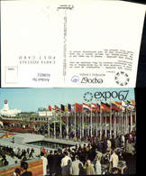 618653,Montreal Expo 1967 Place Des Nations Ausstellung Canada - Kanada