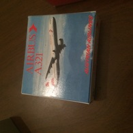SCABAK 1:600 AIRBUS 321 AUSTRIAN AIRLINES - Zonder Classificatie
