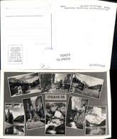 618450,Mehrbild Ak Gyilkos-To Roter See Bicaz Gorge Romania - Rumänien