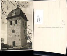 618375,Foto Ak Uddevalla Kyrktornet Turm Uhrturm Sweden - Schweden