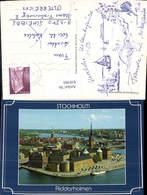 618369,Stockholm Riddarholmen Schiff Dampfer Sweden - Schweden
