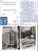 618293,Mehrbild Ak Bucuresti Bukarest Lido Hotel Carpati Hotel Lido Romania - Rumänien
